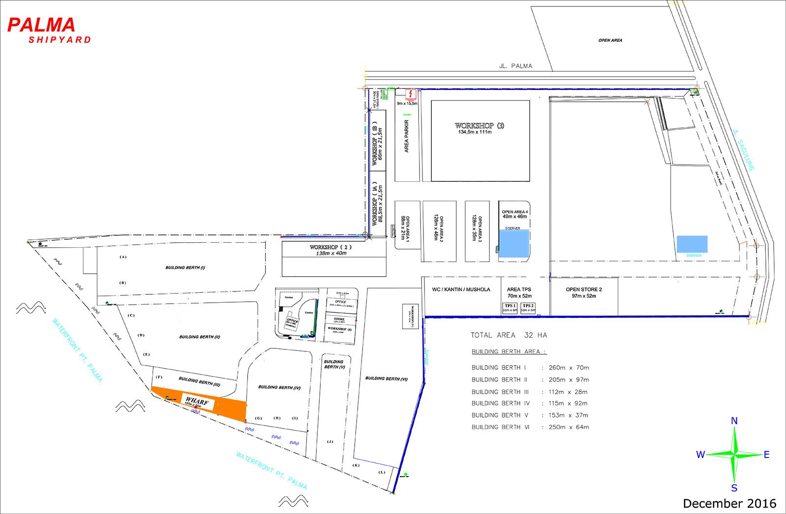 Palma shipyard official website infrastructureoutlay palma progress shipyard blueprint malvernweather Images